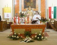 200 éves a templom - szentmise és könyvbemutató | 2016-11-25