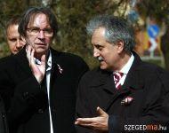 A 48-as hősökre emlékezett Tápé, Szőreg és Dorozsma | 2012-03-15