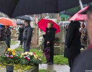 A nagyárvíz és az 1848-as forradalom áldozataira emlékeztek Szőregen | 2016-03-12