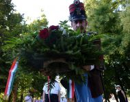 A szőregi csatára emlékeztek   2017-08-04