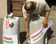 A szőregiek is részt vesznek a Magyarok kenyere akcióban | 2012-08-08