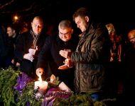 Adventi Gyertyagyújtás 2019 - Szeretet | 2019. december 21.  szombat | Fotó: Szabó Luca, szeged.hu