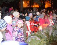 Adventi gyertyagyújtás Szőregen 2017   2017. december 9.  szombat