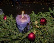 Adventi Gyertyagyújtások 2020 - Hit | 2020. november 28.  szombat | Fotó: Iványi Aurél