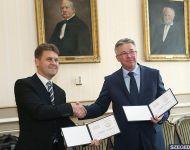 Átvette megbízólevelét B. Nagy László és Szabó Sándor | 2014-04-18