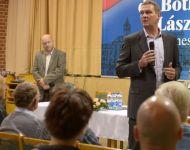 Botka: a városfejlesztésről szóljon a kampány! | 2014-09-25