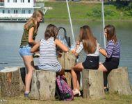 Csíkmadarasi diákok látogatása   2016-09-07