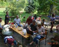 Csíkmadarasi diákok látogatása