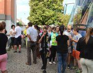 Csíkmadarasiak a Kossuth Iskolánkban   2015-09-06