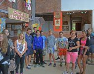 Csíkmadarasiak a Kossuth Iskolánkban | 2015-09-06
