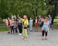 Csíkmadarasiak a Kossuth Iskolánkban