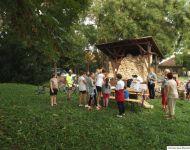 Deszki falunapi szomszédoló 2015 | 2015-09-05