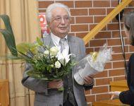 Dr. Csergő Tibor köszöntése   2017-01-27