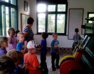 Erdei iskola az elsősökkel