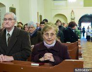 """Félmilliárdos festmény """"látogatott el"""" a szőregi Katalin-búcsúra   2013-11-25"""