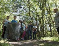 Föld napja 2018 / Budzsáki erdő lomtalanítás   2018-04-21