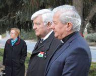Földesi Tibor emlékmű avató | 2016-11-04