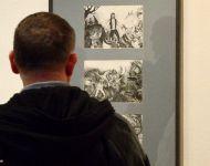 Fórizs Antal grafikai kiállítása | 2020. március 3.  kedd
