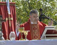 Fülöp-napi szentmise a Rohonyi dombon