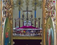 Görögkeleti szerb templom | 2014. december 1.  hétfő | Fotó: Annus Gábor