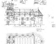 Szőreg, szerb ortodox templom (1769). Felmérés: Rüll Tamás, Sándor Gergely. Felmérésvezető: Vukoszávlyev Zorán