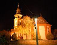 Görögkeleti szerb templom | 2014. december 1.  hétfő