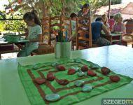 Gyermektáborok indultak Szőregen   2013-07-03