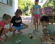 Gyermektáborok indultak Szőregen