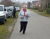 II. Szőregi Mikulás futás   2015-12-05