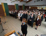 Iskolai ünnep és emlékezés a kivégzett mártírra Szőregen