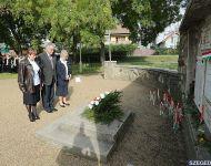 Iskolai ünnep és emlékezés a kivégzett mártírra Szőregen   2013-10-22