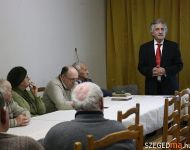Kálmány Lajosra, a legnagyobb magyar folkloristára emlékeztek | 2013-01-12