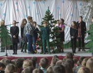 Karácsonyi műsor a Kossuth Lajos Általános Iskolában | 2017-12-22