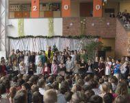 Karácsonyi műsor a Kossuth Lajos Általános Iskolában