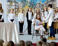 Karácsonyi műsor a Kossuth Lajos Általános Iskolábn | 2018-12-21