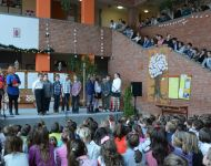 Karácsonyi ünnepség a Kossuth Iskolában   2015-12-18