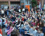 Karácsonyi ünnepség a Kossuth Iskolában | 2015-12-18
