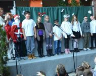Karácsonyi ünnepség a Kossuth Iskolában