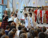 Karácsonyi ünnepség és koncert | 2016-12-21