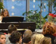 Karácsonyi ünnepség és koncert   2016-12-21