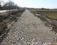 Kerékpárral Szerbiába Újszentivánon át | 2012-02-29