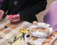 Kézműveskedés az Advent jegyében