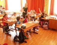 Kínai nyelvóra a Kossuth Iskolában | 2015-10-07