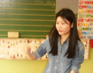 Kínai nyelvóra a Kossuth Iskolában