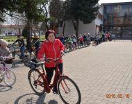 Közlekedésbiztonsági nap a szőregi iskolában