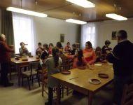 Madáretető készítés a Faluházban | 2015-11-06