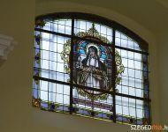Megszépült a szőregi templombelső | 2012-05-18