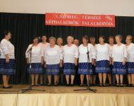 Népdalköri találkozót tartottak Szőregen   2014-10-10