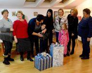 Rózsahölgyek Rendje karácsonyi adománya 2018 | 2018-12-15