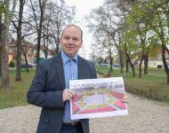 Rózsakert népszerűsíti majd Szőreget a Hősök terén | 2019-04-05